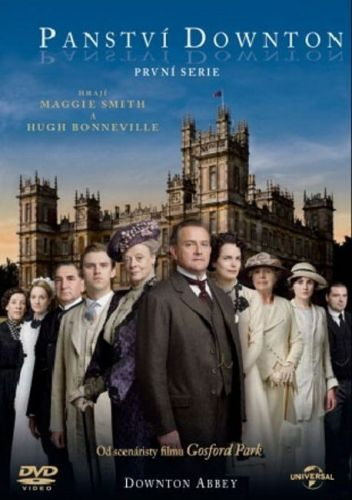 DVD Panství Downton 1