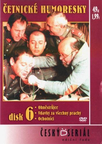 Četnické humoresky 6 DVD