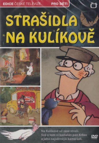 DVD Strašidla na Kulíkově - 2 DVD