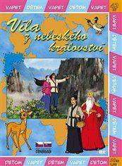 Víla z nebeského království DVD