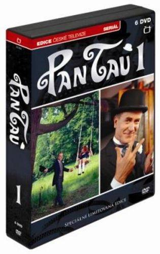 DVD Pan Tau - 11 DVD