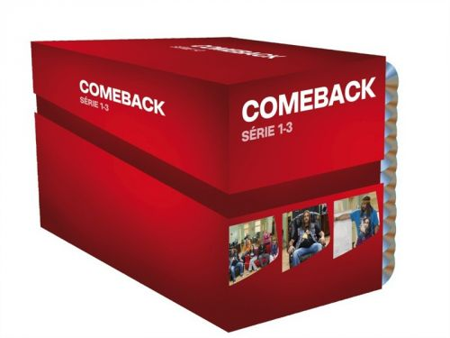Comeback - 1.+2.+3. série - 51 dílů DVD