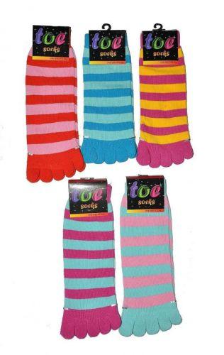 Toe Prstové 125 ponožky