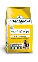 Arden Grange Weaning/Puppy 6 kg cena od 628 Kč