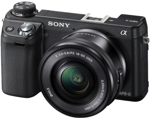 Sony NEX-6 cena od 0 Kč