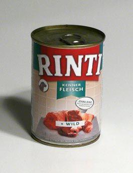 Rinti Dog zvěřina 400 g cena od 26 Kč