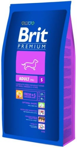 Brit Care BRIT Premium Adult S 1 kg