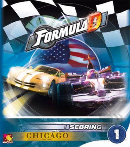 Asmodee Formula D - Sebring/Chicago East Park