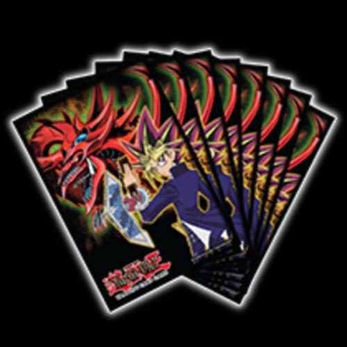 Konami: Yugioh: 2011 Obaly na karty