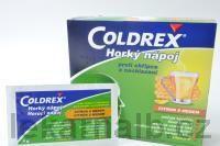 Coldrex Horký Nápoj Citron s medem 10 ks cena od 125 Kč