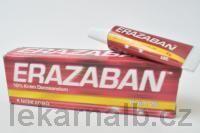 ERAZABAN 10% Krém 2 g cena od 149 Kč