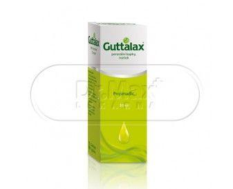 GUTTALAX kapky 30 ml cena od 112 Kč