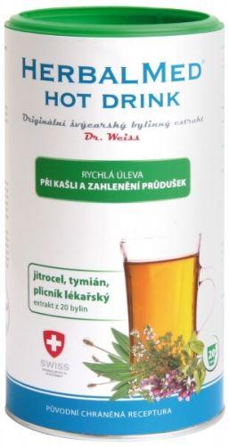 HerbalMed Hot drink Dr. Weiss 180 g cena od 115 Kč