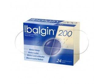 Ibalgin 400 400 mg 12 tablet cena od 29 Kč