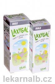 LAXYGAL kapky 10 ml cena od 51 Kč