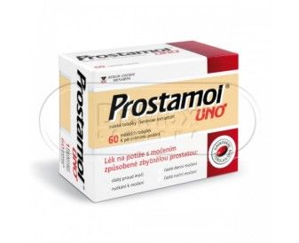 PROSTAMOL UNO 320 mg 60 tobolek cena od 346 Kč