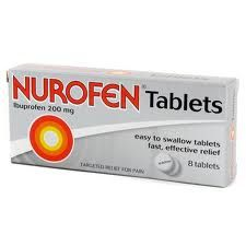 NUROFEN 400 mg 12 tablet cena od 45 Kč