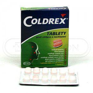 Coldrex 12 tablet cena od 64 Kč