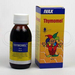 THYMOMEL sirup 100 ml cena od 51 Kč