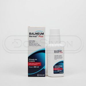 Balneum Hermal Plus olej 200 ml cena od 139 Kč