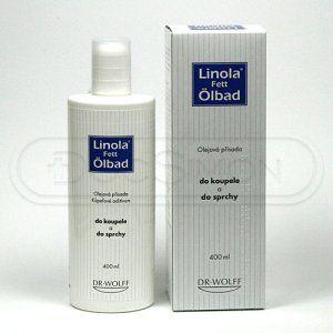 Linola-Fett Ölbad koupelový olej 400 ml