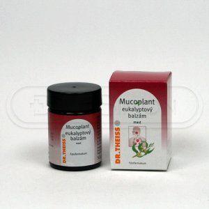 Mucoplant Eukalyptový balzám 50 g cena od 110 Kč