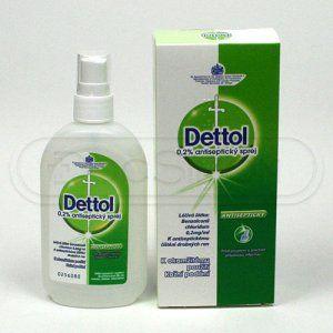 Dettol 0.2% Antiseptický sprej 100 ml cena od 69 Kč