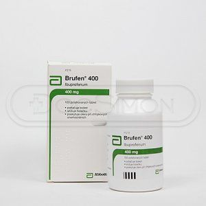 BRUFEN 400 mg 100 tablet