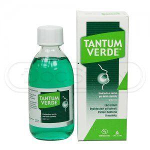 TANTUM VERDE roztok 240 ml cena od 153 Kč