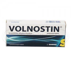 VOLNOSTIN 5 mg 7 tablet cena od 0 Kč