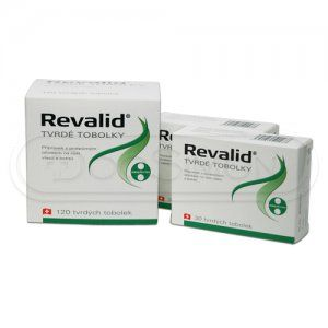 REVALID 120 tablet cena od 499 Kč