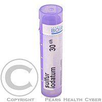 SULFUR IODATUM CH30 granule 4 g cena od 73 Kč
