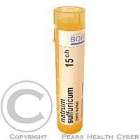 NATRUM SULFURICUM CH15 granule 4 g cena od 72 Kč