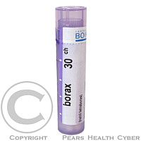 BORAX CH30 granule 4 g cena od 77 Kč
