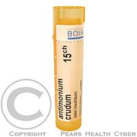 ANTIMONIUM CRUDUM CH15 granule 4 g cena od 69 Kč