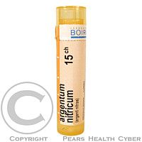 ARGENTUM NITRICUM CH15 granule 4 g