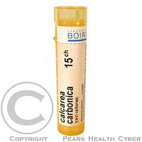 CALCAREA CARBONICA CH15 granule 4 g cena od 74 Kč