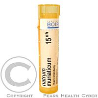 NATRUM MURIATICUM CH15 granule 4 g cena od 73 Kč