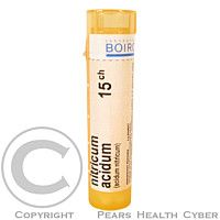 NITRICUM ACIDUM CH15 granule 4 g cena od 74 Kč