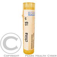 CHINA CH15 granule 4 g cena od 76 Kč