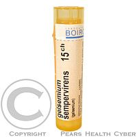 GELSEMIUM SEMPERVIRENS CH15 granule 4 g cena od 70 Kč