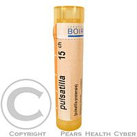 PULSATILLA CH15 granule 4 g cena od 72 Kč