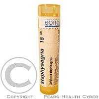 STAPHYSAGRIA CH15 granule 4 g