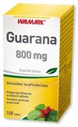 Guarana 800 mg 100 tablet cena od 209 Kč