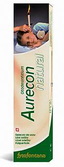 Aurecon ušní svíčky natural cena od 96 Kč