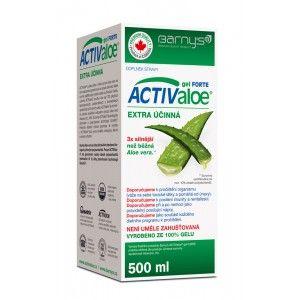 ACTIValoe FORTE kapky 500 ml cena od 138 Kč