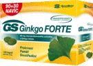 GS GINKGO FORTE 60 kapslí cena od 79 Kč