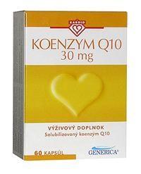 Koenzym Q10 30 mg cena od 213 Kč