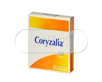 Coryzalia 40 tablet cena od 107 Kč