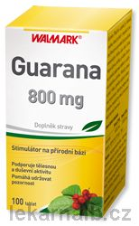 Guarana 100 tablet cena od 209 Kč
